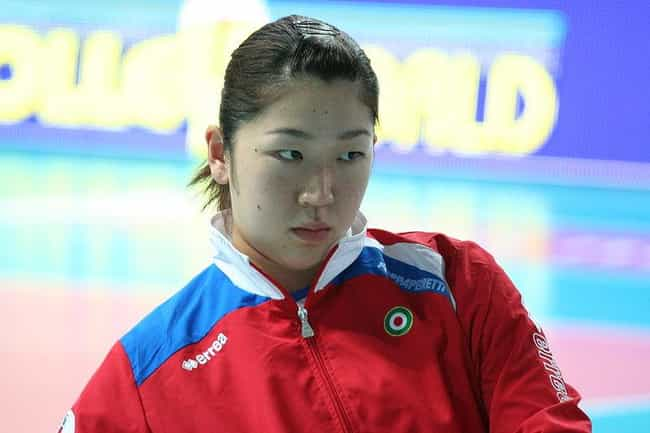 Erika Araki is listed (or ranked) 2 on the list Famous Volleyball Players from Japan