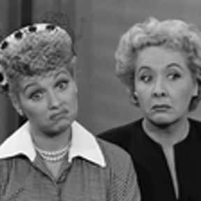 Ethel Mertz is listed (or ranked) 14 on the list The Funniest Female TV Characters