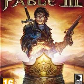 Fable III is listed (or ranked) 8 on the list The Best Games Like Skyrim