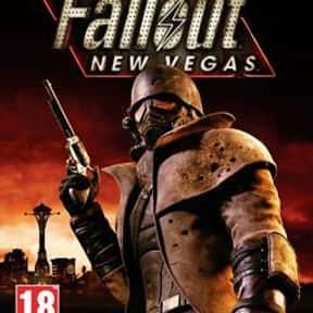 Fallout: New Vegas is listed (or ranked) 15 on the list The 100+ Best Video Games of All Time, Ranked by Fans