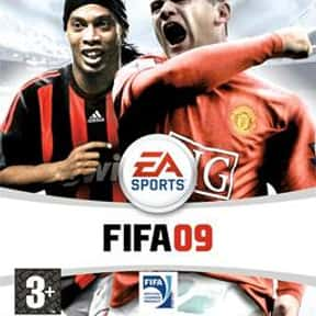 FIFA 09 is listed (or ranked) 10 on the list The Best PlayStation 2 Soccer Games