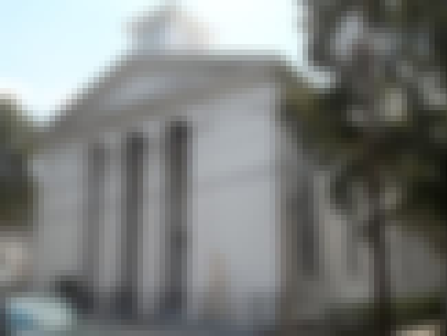 First Bryan Baptist Church is listed (or ranked) 4 on the list List of Famous Savannah Buildings & Structures