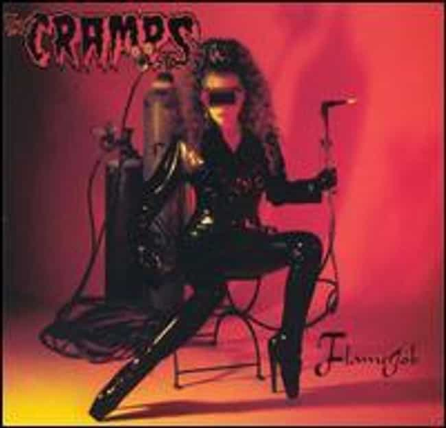 Flamejob is listed (or ranked) 5 on the list The Best Cramps Albums of All Time