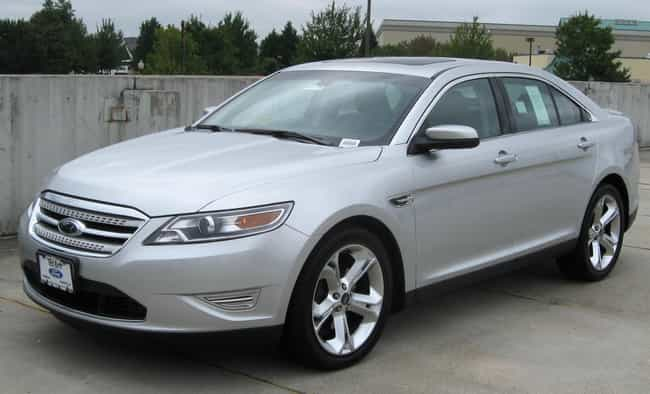 Ford Taurus SHO is listed (or ranked) 2 on the list The Fastest Cars That Only Look Slow