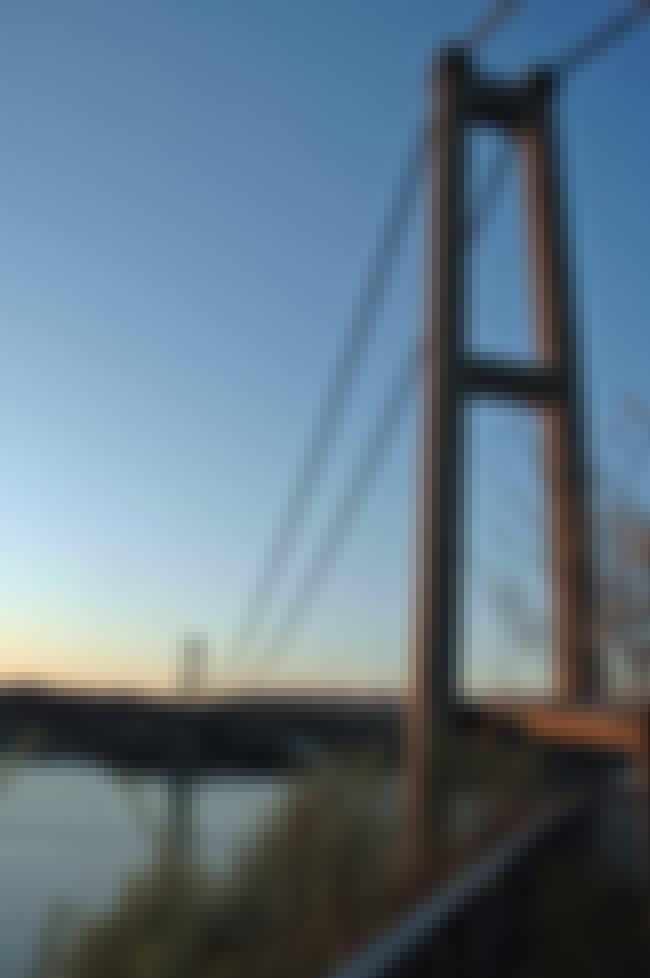 Askøy Bridge is listed (or ranked) 3 on the list Bridges in Norway