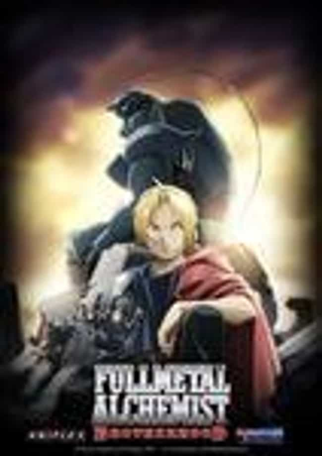 Fullmetal Alchemist: Brotherho... is listed (or ranked) 3 on the list The Best Fantasy Anime of All Time