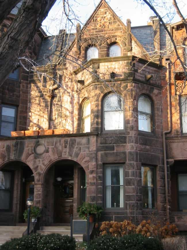 F. Scott Fitzgerald House is listed (or ranked) 2 on the list List of Clarence H. Johnston, Sr. Architecture