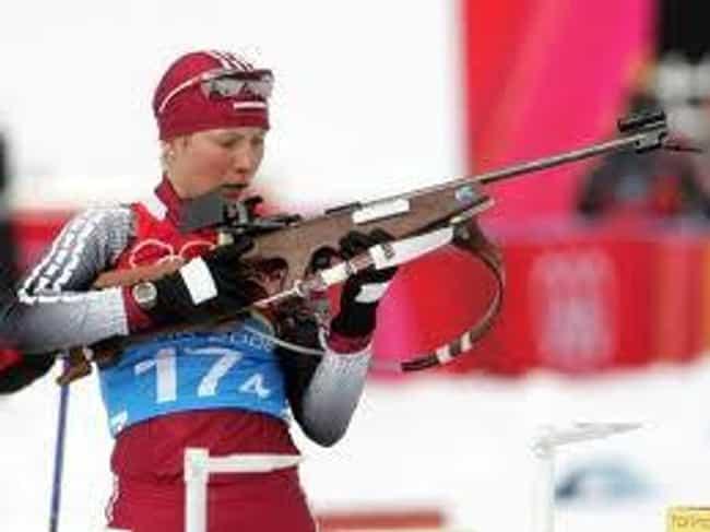 Famous Female Athletes from Latvia