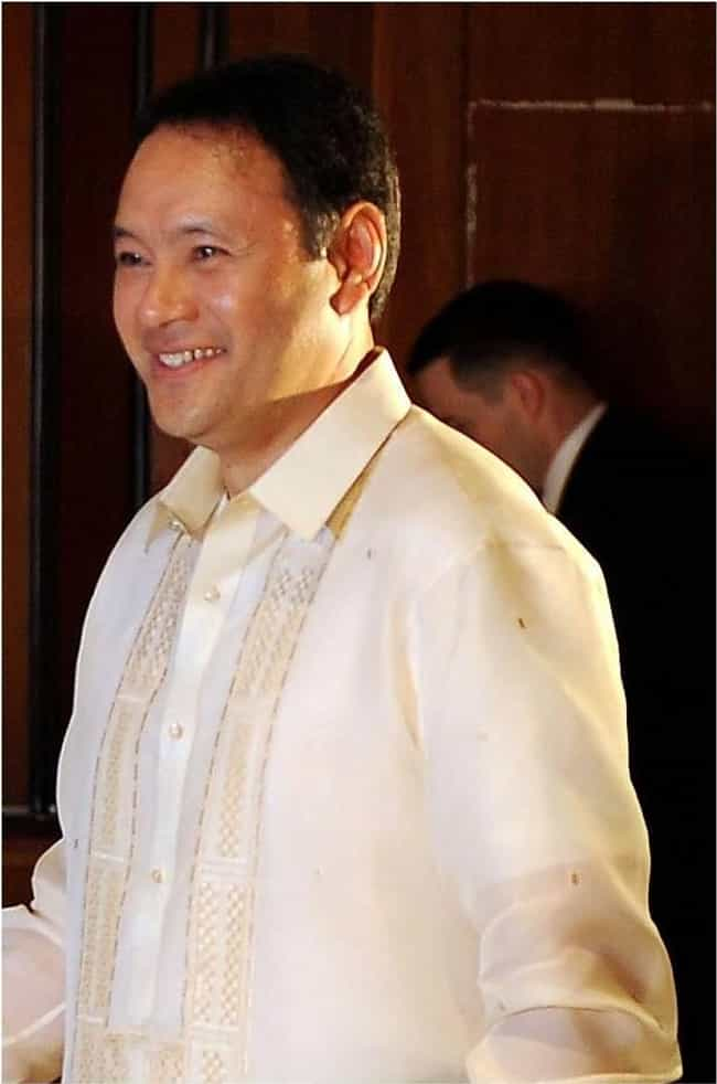 Gilbert Teodoro is listed (or ranked) 4 on the list Members of the Cojuangco Family
