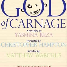 God of Carnage is listed (or ranked) 14 on the list The Best Broadway Plays of the 2000s