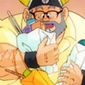 Ox-King is listed (or ranked) 15 on the list The Greatest Fat Anime Characters of All Time