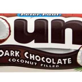Mounds is listed (or ranked) 23 on the list The Best Hershey Bar Flavors