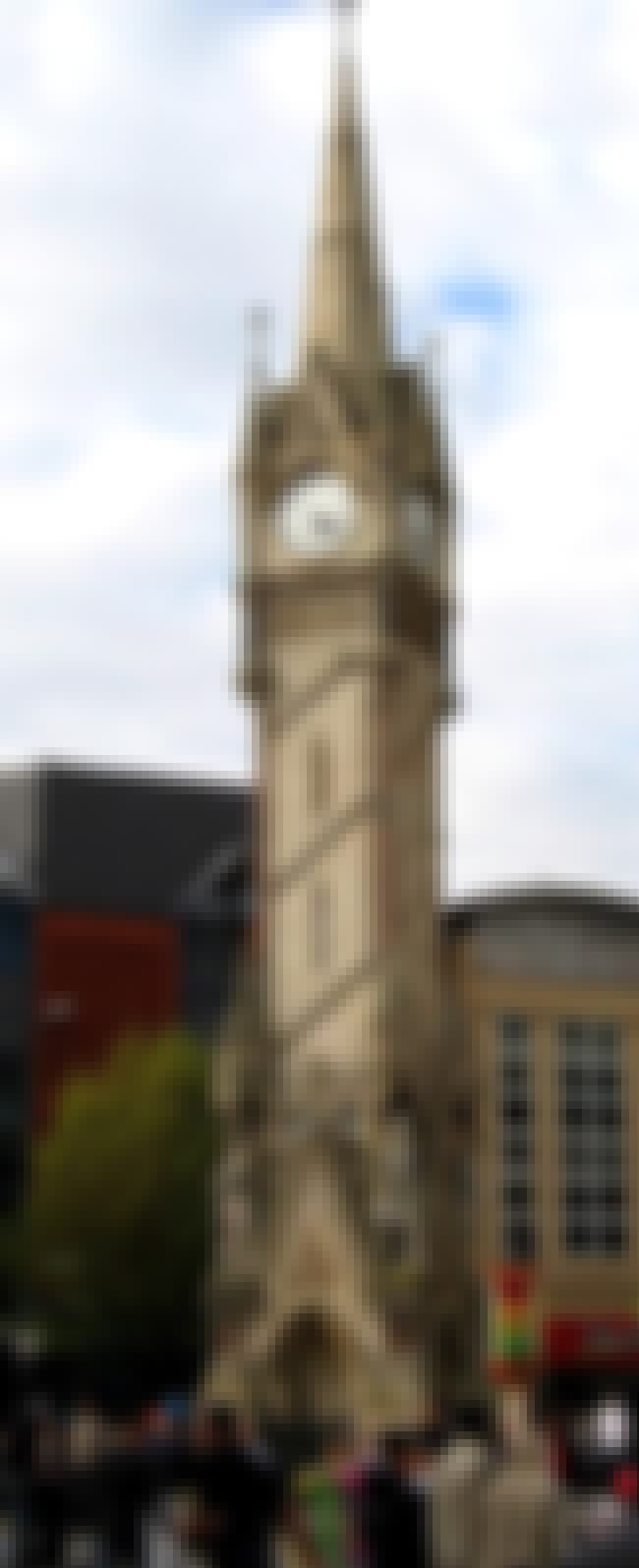 Clock Tower is listed (or ranked) 4 on the list List of Famous Leicester Buildings & Structures