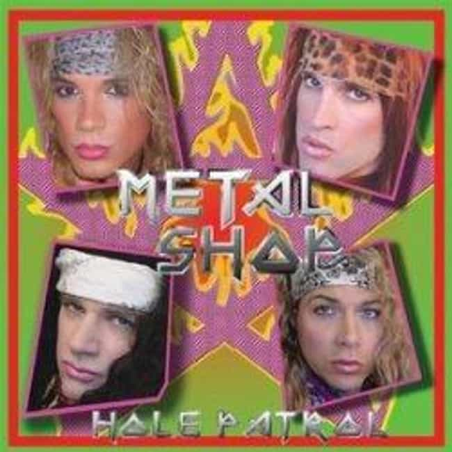 Hole Patrol is listed (or ranked) 4 on the list The Best Steel Panther Albums of All Time