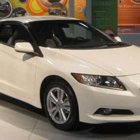 Honda CR-Z is listed (or ranked) 5 on the list The Greenest Green Cars