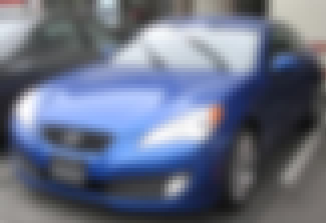 Hyundai Genesis Coupe is listed (or ranked) 7 on the list Fastest Affordable Cars