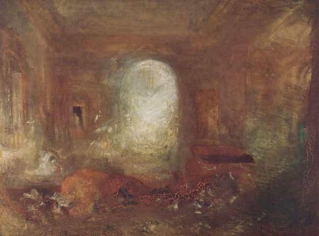 Interior at Petworth Hou... is listed (or ranked) 3 on the list Famous J. M. W. Turner Paintings