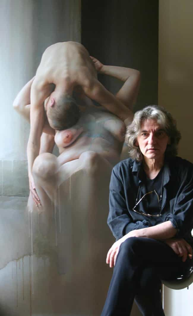 István Sán... is listed (or ranked) 3 on the list Famous Hyperrealism Artists