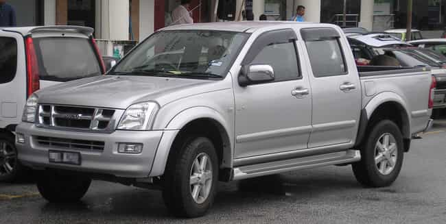 All Isuzu Models  List of Isuzu Cars  Vehicles