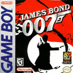 James Bond 007 is listed (or ranked) 9 on the list The Best James Bond Games