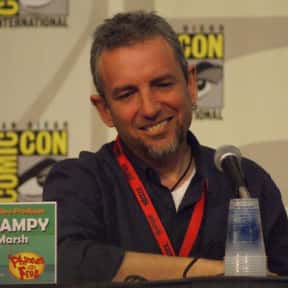 "Jeff ""Swampy"" Marsh is listed (or ranked) 9 on the list List of Famous Storyboard Artists"