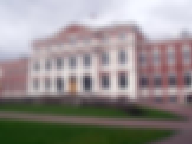 Jelgava Palace is listed (or ranked) 2 on the list List of Francesco Bartolomeo Rastrelli Architecture