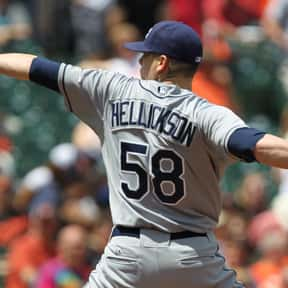 Jeremy Hellickson is listed (or ranked) 25 on the list The Best Tampa Bay Rays of All Time