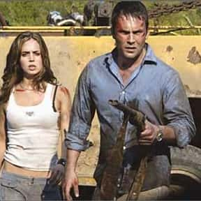 Jessie Burlingame is listed (or ranked) 1 on the list List of Wrong Turn Characters