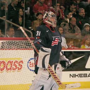 Jessie Vetter is listed (or ranked) 17 on the list Famous Hockey Players from United States of America