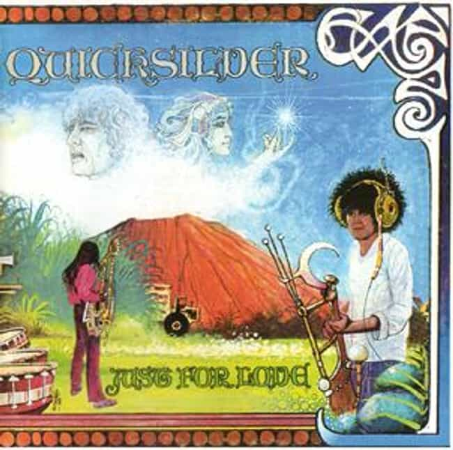 Just for Love is listed (or ranked) 4 on the list The Best Quicksilver Messenger Service Albums of All Time