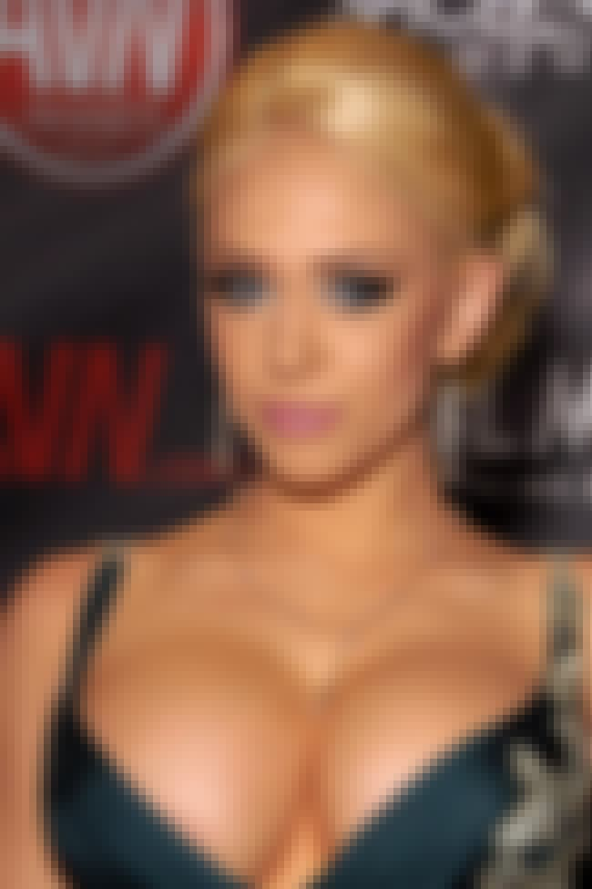 Kagney Linn Karter is listed (or ranked) 1 on the list World's Currently Greatest Pornstars