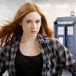 Karen Gillan is listed (or ranked) 13 on the list Famous Sagittarius Female Celebrities
