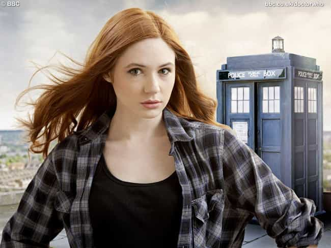 Karen Gillan is listed (or ranked) 3 on the list Hottest Scottish Models
