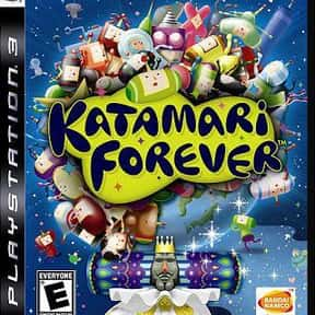 Katamari Forever is listed (or ranked) 8 on the list Awesome Games You Need To Play If You Loved 'Wattam'