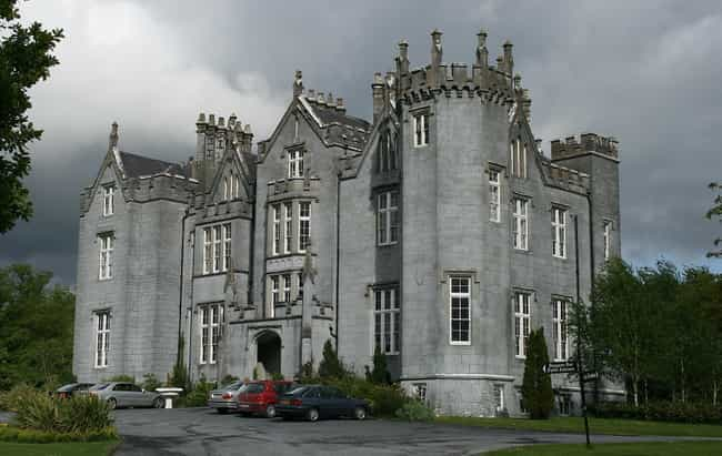 Kinnitty Castle is listed (or ranked) 8 on the list The Most Beautiful Castles in Ireland