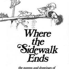 Where the Sidewalk Ends is listed (or ranked) 5 on the list Books That Changed Your Life
