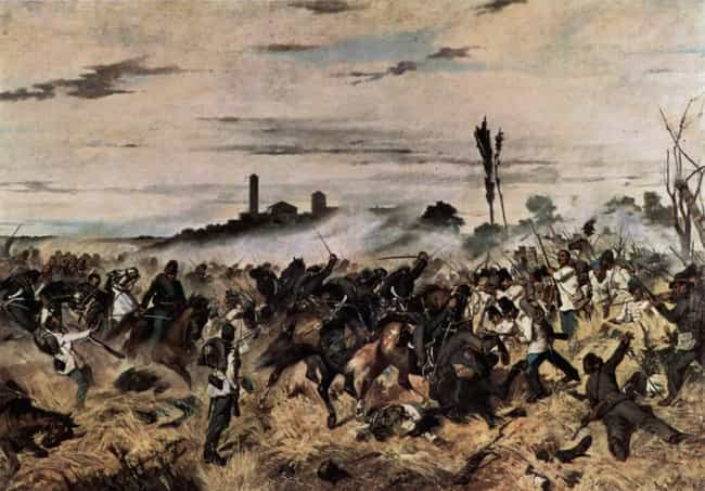 Battle of Montebello is listed (or ranked) 2 on the list List Of Second Italian War of Independence Battles