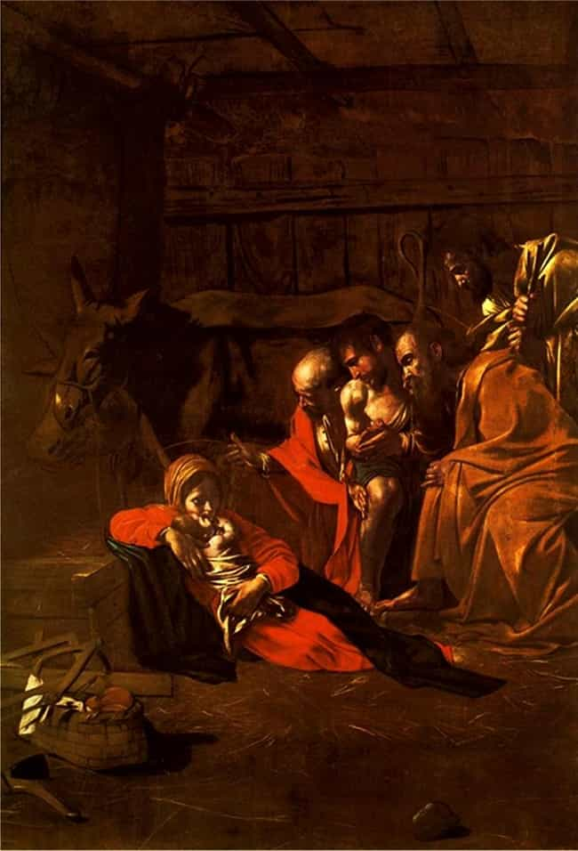 Adoration of the Shepher... is listed (or ranked) 1 on the list List of Famous Caravaggio Artwork