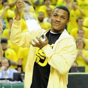 LaMichael James is listed (or ranked) 1 on the list The Best Oregon Ducks Running Backs of All Time