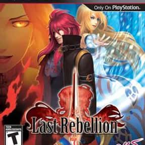 Last Rebellion is listed (or ranked) 8 on the list Nippon Ichi Games List