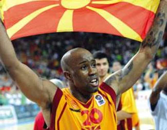 Bo McCalebb is listed (or ranked) 1 on the list Famous Basketball Players from Republic of Macedonia
