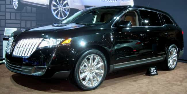 Lincoln MKT is listed (or ranked) 2 on the list Full List of Lincoln Models