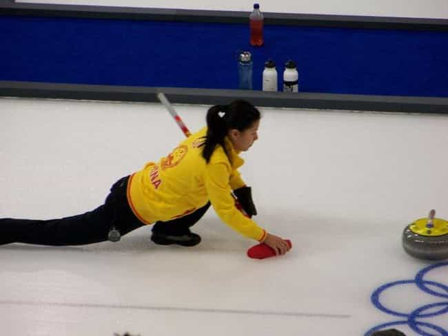 Liu Jinli is listed (or ranked) 2 on the list Famous Female Curlers