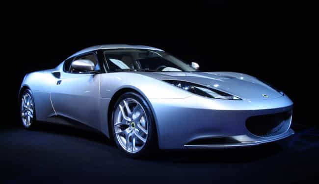 Lotus Evora Is Listed Or Ranked 1 On The List Full Of
