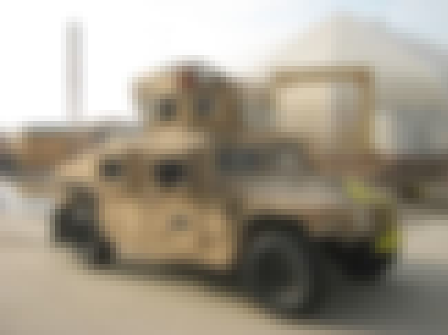 M1151 is listed (or ranked) 6 on the list Full List of Hummer Models