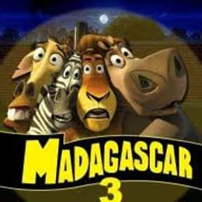 Madagascar 3: Europe's Most Wa is listed (or ranked) 18 on the list The Highest-Grossing PG Rated Movies Of All Time