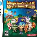 Magician's Quest: Mysterious T... is listed (or ranked) 5 on the list List of All Social Simulation Games