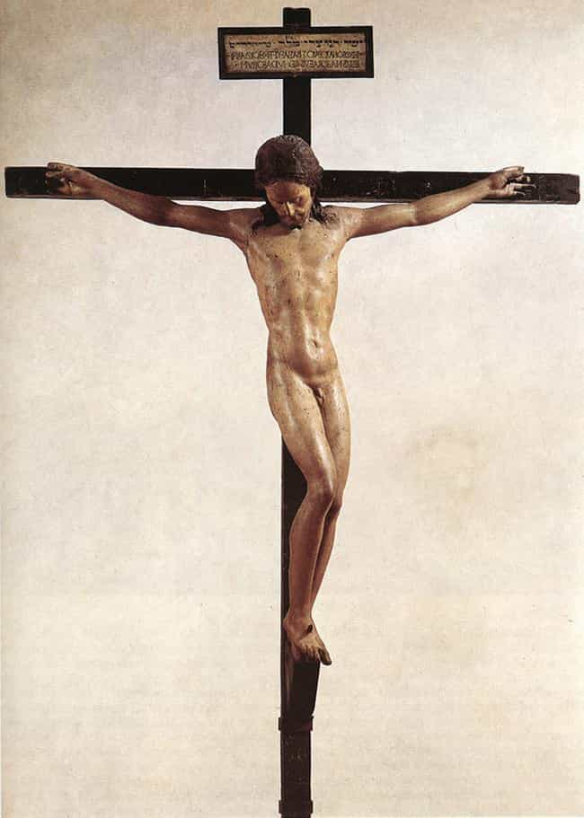 Crucifix is listed (or ranked) 1 on the list Famous Crucifixion Art