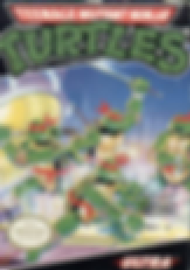 Teenage Mutant Ninja Turtles is listed (or ranked) 2 on the list The Hardest Video Games To Complete