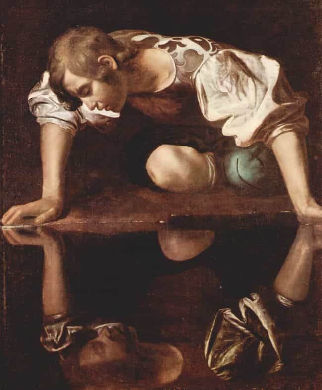 Narcissus is listed (or ranked) 4 on the list Famous Narcissus Art